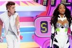 Justin Bieber tán tỉnh người mẫu Victoria's Secret