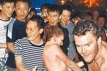 Đại nhạc hội Đài Loan biến thành nơi thác loạn tập thể