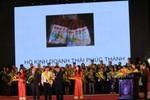 Trao giải Thương hiệu vàng thực phẩm Việt Nam 2014
