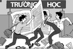 Cách chức hiệu trưởng có làm giảm bạo lực học đường?