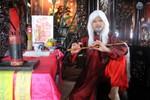 'Ông Tưng' Hùng Cửu Long bị bóc mẽ là 'thầy bói' rởm
