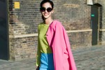 Hoàng Thùy bị nhầm là người Trung Quốc tại London Fashion Week 2014