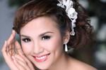 Hoa hậu Diễm Hương hoàn toàn không hay biết tin chồng đệ đơn ly dị