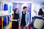 Khánh Linh 'tay trong tay' với bạn trai sau 'Chinh phục đỉnh cao'