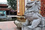 Di dời linh vật sư tử đá Trung Quốc ra khỏi đền, chùa trước tháng 12