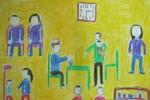 Tranh dự thi của Chí Anh, lớp 3A1, Tiểu học Đồng Nhân (MS:339)