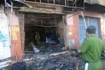 Xác định nguyên nhân vụ cháy tiệm bọc yên xe làm chết 5 người