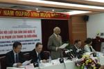 Hội luật gia dân chủ Quốc tế ủng hộ Việt Nam