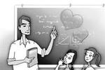 Có rất nhiều những người thầy luôn hết lòng vì học sinh thân yêu