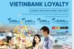 Quẹt thẻ đã tay, nhận quà ngay cùng VietinBank Loyalty