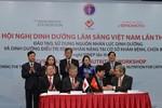 Việt Nam kí kết hợp tác với Nhật Bản phát triển hệ thống dinh dưỡng