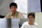 Tiến sĩ Hồ Xuân Mai nếu tố đồng nghiệp chép sách không đúng sẽ bị xử lý