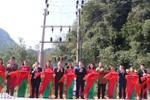 Đưa điện lưới quốc gia về bản trắng điện thôn Lân Hát, tỉnh Lạng Sơn