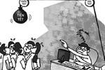Tết này, hàng nghìn thầy cô giáo ở Quảng Ngãi không có tiền thưởng