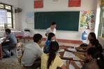 Giáo viên hiến kế thực nghiệm chương trình mới để tránh thất bại