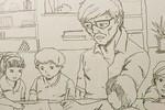 Chuyện Tết thầy của nhà giáo Sông Trà