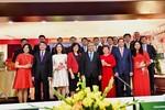 Thủ tướng chúc Tết tại Vietcombank nhân dịp đầu xuân Mậu Tuất 2018