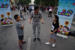 """Cùng trẻ học kỹ năng sống với """"Vì tầm vóc Việt"""""""