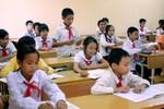 Bình Thuận học sinh không phải thi vào lớp 6