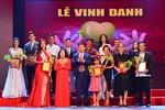 """""""Vinh danh Doanh nhân nhân ái"""" lần thứ nhất – 2018"""