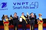 """VNPT lập """"hat-trick"""" tại chương trình bình chọn Sao Khuê 2018"""
