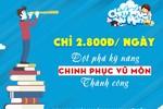 Chinh Phục Vũ Môn – Đưa tri thức Việt vươn tầm làm chủ tương lai