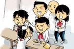 Sửa Thông tư 08 và Thông tư 58 để ngăn chặn bạo lực học đường