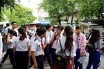 Kết thúc môn Toán, nhiều thí sinh ở An Giang không vui