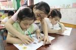 Ham cho con học chữ cha mẹ bỏ quên nhiều kĩ năng cần thiết cho trẻ vào lớp 1