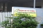 Ổ bánh mì yêu thương giữa lòng thị xã Gò Công, tỉnh Tiền Giang