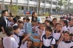 Sữa Cô Gái Hà Lan tiếp tục chương trình giáo dục dinh dưỡng, phát triển thể lực