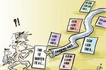 Trăm phương ngàn kế lách luật để lạm thu!