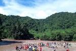Trường Nậm Ngà sẽ khai giảng cạnh bờ suối