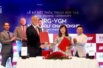Tập đoàn BRG đồng hành dài hạn cùng giải gôn trẻ BRG - VGM Junior Golf Champions