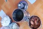 Hãi hùng hình ảnh bữa ăn trong Trường Mầm non Phú Mỹ
