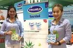 Các sản phẩm sữa của Vinamilk được người tiêu dùng Trung Quốc rất ưa chuộng