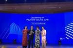 Techcombank dẫn đầu thị trường về doanh số thanh toán qua thẻ visa tại Việt Nam