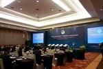 Sinh viên Việt Nam tham dự Hội nghị dân chủ thế giới vì hòa bình và thịnh vượng