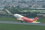 Ngừng khai thác 2 chuyến bay tại Huế vì nguyên nhân thời tiết