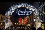 """Christkindelsmärik"" Strasbourg - Chợ Noel lâu đời nhất châu Âu ở Pháp"