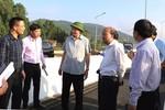 Chủ tịch Quảng Ninh thị sát 3 dự án giao thông trọng điểm trước ngày khánh thành