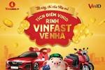 """VinID """"chơi lớn"""", tặng xe VinFast tiền tỷ tri ân khách hàng đón Tết Kỷ Hợi"""