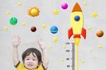 Bí quyết tăng chiều cao và cân nặng của trẻ