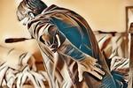Đau xương cụt gây ra nhiều phiền toái cho cuộc sống