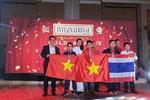 Đoàn Việt Nam đoạt 40 huy chương thi Toán học quốc tế ITMC 2019 tại Thái Lan