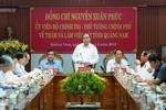 Thủ tướng khẳng định cam kết làm hết mình đưa đất nước phát triển mạnh mẽ
