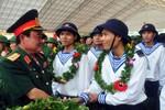 TP Hồ Chí Minh tưng bừng ngày hội tòng quân