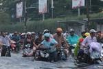 Người Sài Gòn sợ mưa