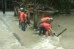Các tỉnh Đông Nam bộ: mưa lớn, ngập úng trên diện rộng