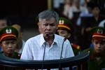 Đề nghị mức án tử hình đối với nguyên Tổng Giám đốc ALC II (Agribank)